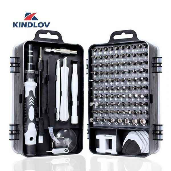 112 in 1 Multi-function Screwdriver Driver Bit Set