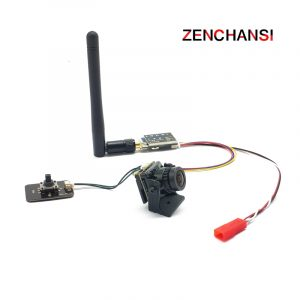 "FPV camera for Quadcopter Drone - EWRF TS5887 600mW Video Transmitter 5.8GHz 40CH VTX with 1/3"" 2.1mm Lens PAL CMOS 1200TVL"