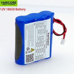 VariCore 12V 18650 lithium-ion Battery pack 12.6 V 1.8A 2A 2.2A 2.5A 2.6A 2.8A 3A Batteries