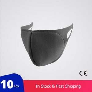 KN95 Breathable Mask Non-woven (not for medical use) 10 pcs