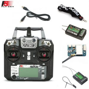 FLYSKY FS-i6X FS i6X 10CH 2.4GHz AFHDS 2A RC Transmitter With X6B iA6B A8S iA10B iA6 Receiver for FPV Racing Drone