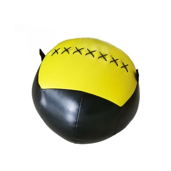 Wall Balls 35cm Crossfit Medicine Ball for Workouts Soft Grip Medicine Ball - Empty