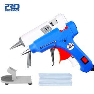Hot Glue Gun 20W uses 7mm Glue Sticks