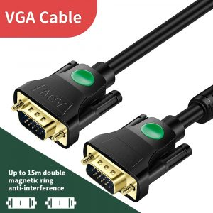 Male VGA to Male VGA cable 3m 2m 1.5m 1m 5m 8m 10m 12m 15m