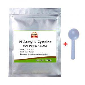 N-Acetyl L-Cysteine (NAC) Powder 99%