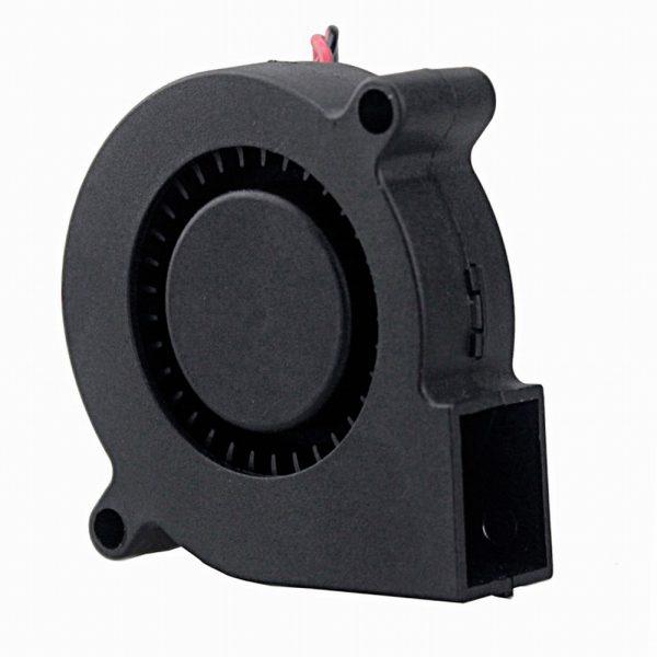 5V USB Blower Fan 50mm 60mm 75mm 75x30mm DC Brushless Motor Centrifugal Cooling 50x15mm 75x15mm 60x15mm USB Blower 2Pcs