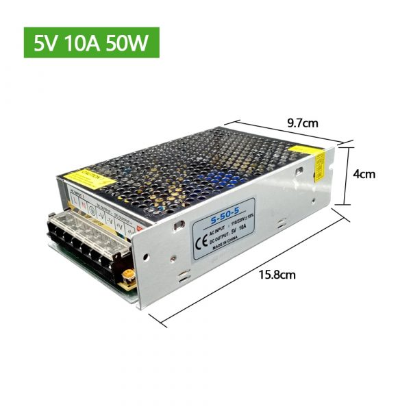 5V 12V 24V 36V Power Supply SMPS 5 12 24 36 V AC-DC 220V TO 5V 12V 24V 36V 1A 2A 3A 5A 10A 20A 30A Switching Power Supply SMPS