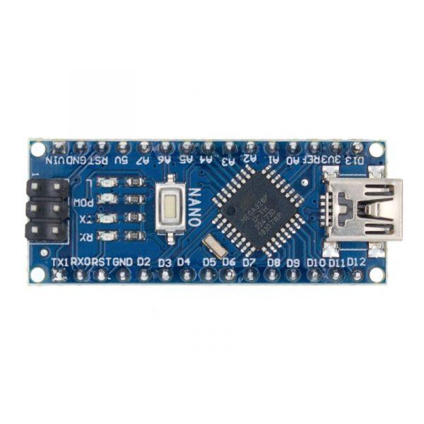 Generic Arduino Nano Knockoff Nano 3.0 equivalent CH340 USB driver 16Mhz ATMEGA328P/168P