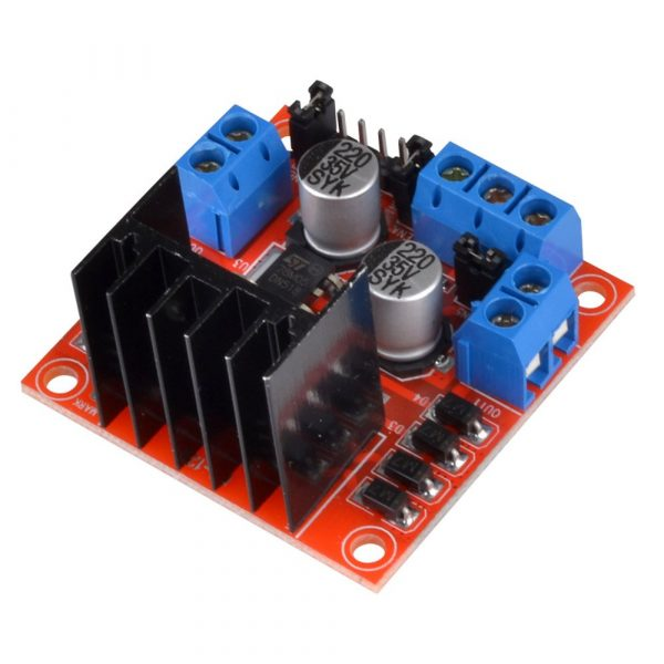 L298N Motor Driver Module L298N Stepper Motor Control High Power L298 DC Motor Driver for Arduino