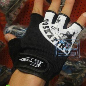 VGO BattleField Half Finger Elastic Gloves