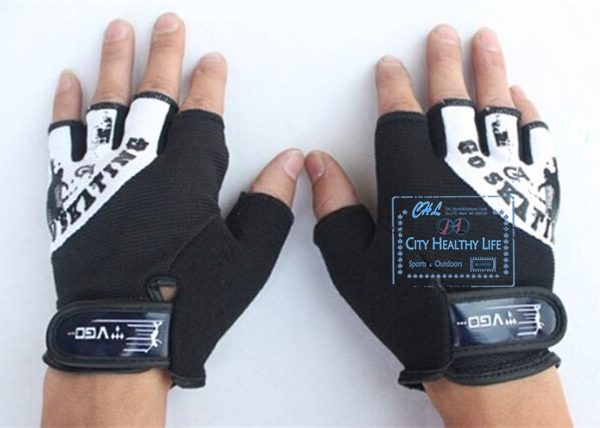 VGO BattleField Half Finger Elastic Gloves