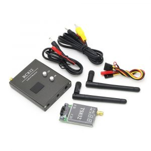 48Ch 5.8G 600mw 5km Wireless AV Transmitter TS832 Receiver RC832 for FPV Quadcopter