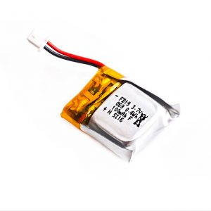3.7V 100mAh Li-po Battery for Cheerson CX-10 CX-10A FQ777-124 Hubsan Q4 Wltoys V272 Mini RC Quadcopter Drone Battery 5 pieces