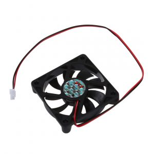 Computer Case Cooling Fan DC 12V 0.16A 60mm 2 Pin