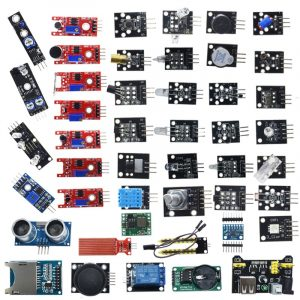 45 in 1 Sensors Modules Starter Kit for Arduino Projects