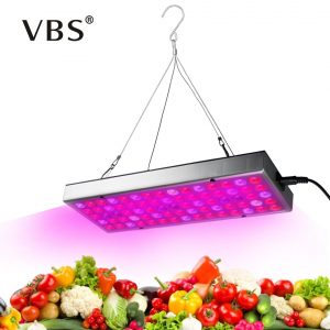 LED Grow Light 25W 45W AC85-265V Full Spectrum Plant Lighting