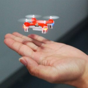 Cheerson cx-10 cx10 Mini 2.4g 4CH Quadcopter Drone CX 10 Worlds Smallest Indoor Drone