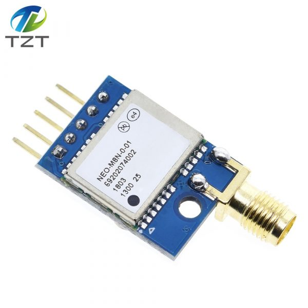 Neo-6m Neo-7m Double Sided Gps Mini Module Neo-m8n Satellite Positioning Microcontroller Scm Mcu Development Board For Arduino