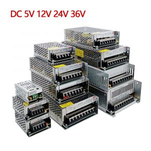 5V 12V 24V 36V Power Supply SMPS 5 12 24 36 V AC-DC 220V TO 5V 12V 24V 36V 1A 2A 3A 5A 10A 20A 30A Switching Power Supply SMPS