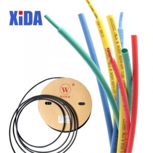 Heat Shrink tube 1 Meter 2:1 color 1 2 3 5 6 8 10mm Diameter Heatshrink Tubing