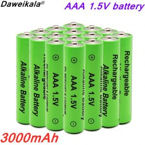 AAA battery 3000mAh 1.5V Alkaline