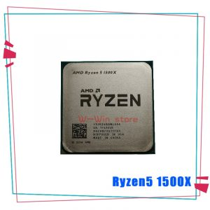 AMD Ryzen 5 1500X R5 1500X 3.5 GHz Quad-Core Eight-Core CPU Processor