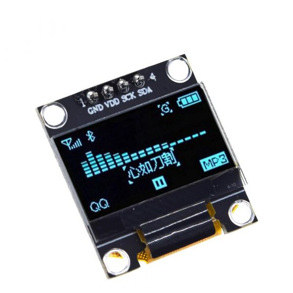 0.96 inch oled IIC Serial White OLED Display Module 128X64 I2C SSD1306 12864 LCD Screen