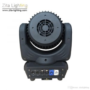Bee Eye Moving Head Stage Wash RGBW LED 19X12W with Zoom by Zita Lighting