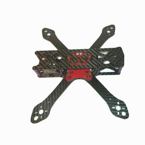 Martian II 220mm Carbon Fiber Frame Kit w/ PDB and 4mm Arm Thickness for RC Drone FPV Racing