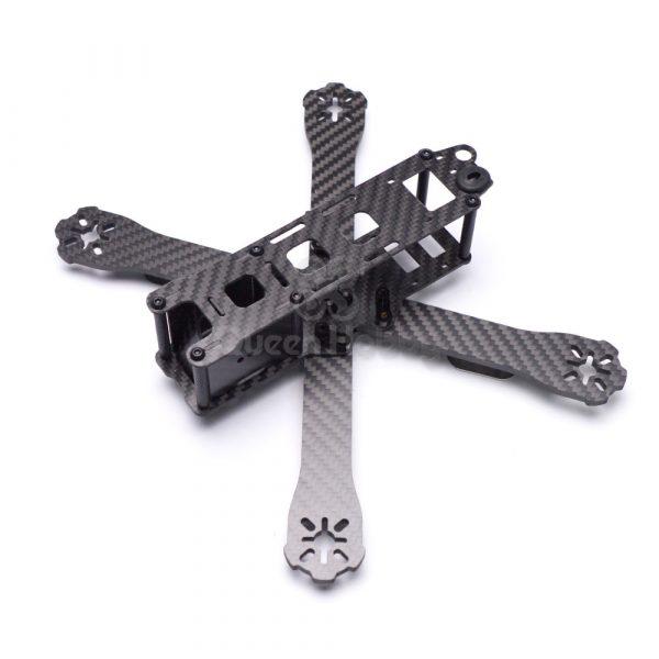 "5"" 220mm Carbon Fiber Frame for FPV Racing Quadcopter QAV-R"