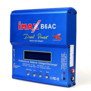 IMAX B6 AC 80W B6AC Lipo NiMH 3S/4S/5S RC Battery Balance Charger with EU US AU or UK plug
