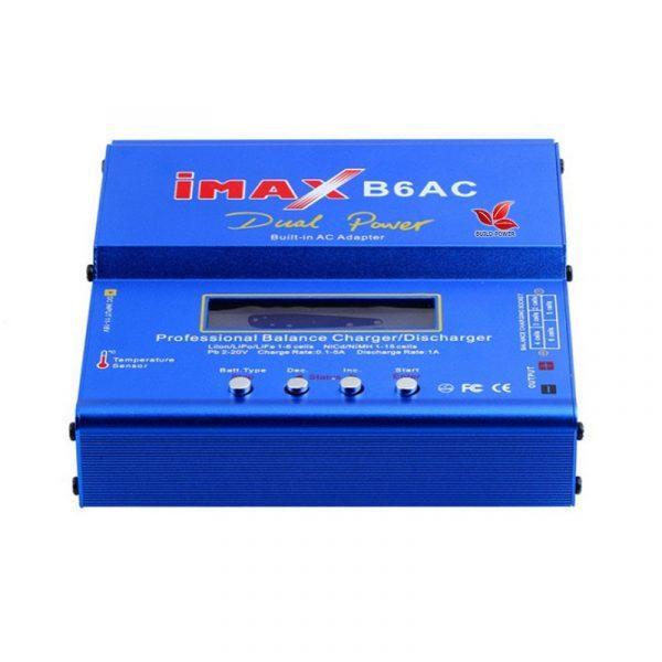IMAX B6 AC 80W B6AC Lipo NiMH 3S/4S/5S RC Battery Balance Charger with EU US AU or UK plug