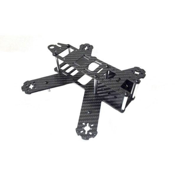 Lisam LS-210 210mm 5 Inch Carbon Fiber Frame for FPV Drone Racing